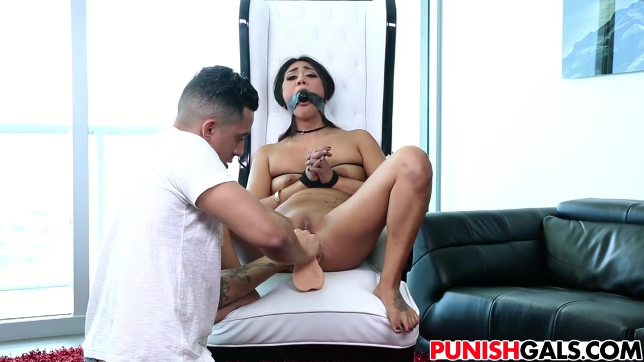 Rough Pussy Creampie Punish