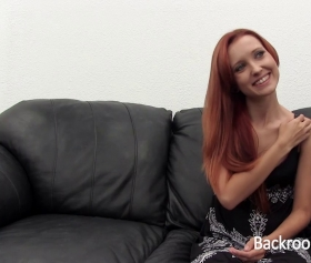Redheaded anal&casting