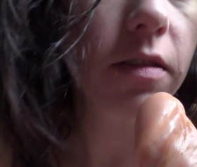 Awesome milf sucks so good